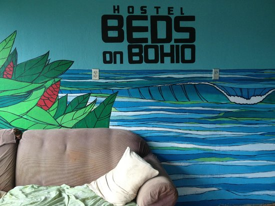 Beds on Bohio: Relax & chill