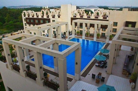 Maisha Spa Health Club Swimming Pool Full View Picture Of Islamabad Serena Hotel Islamabad