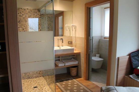 Hotel B&B Bondi: Il bagno
