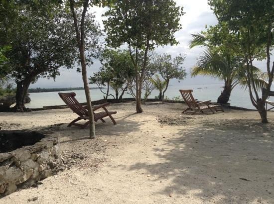 Moalboal T Breeze Coastal Resort: beach