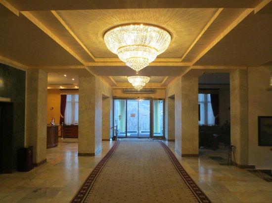 Hrazdan Hotel: Hotel-Lobby