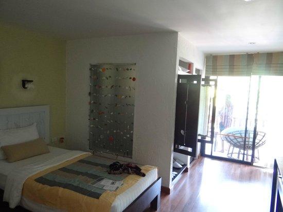 Phra Nang Inn : room int
