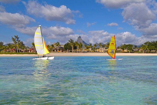 Maradiva Villas Resort and Spa: Water Sports
