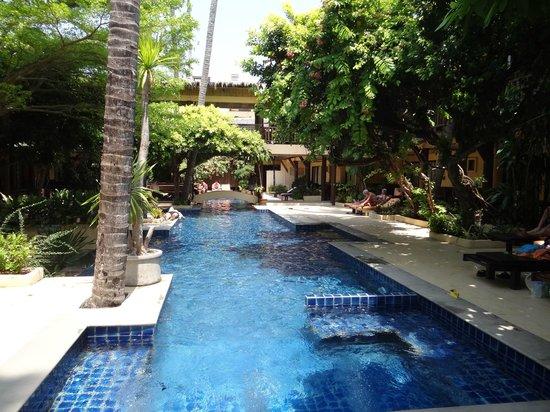 Phra Nang Inn : pretty pool