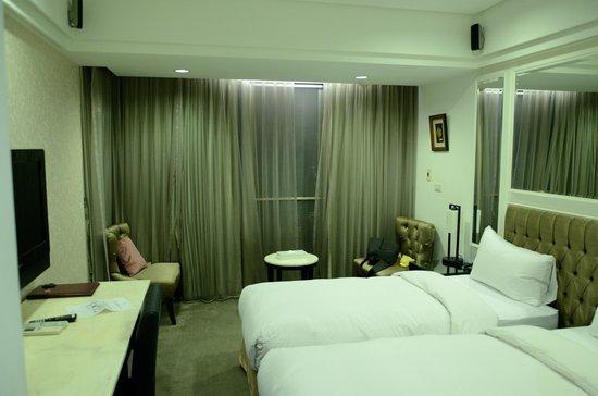 Bentley Park Suites: 部屋