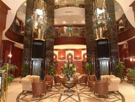 Ramada Madinah Al Hamra : Hamra Lobby
