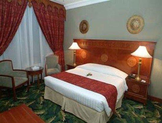 Ramada Madinah Al Hamra : Hamra Double Bed