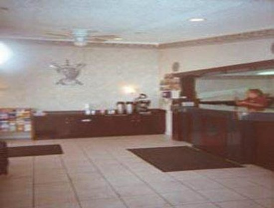 Knights Inn Madison Heights : Lobby