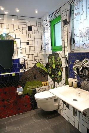 Garni The Lindemann's: Bathroom