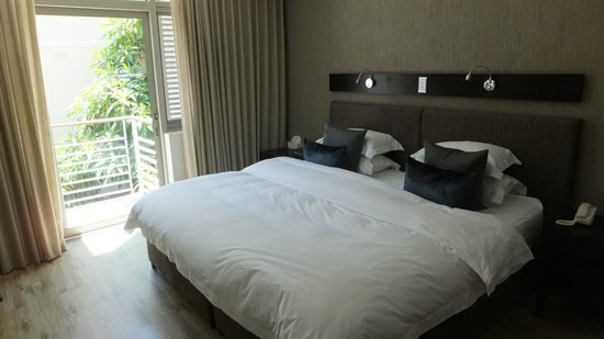 Atlantic Affair Boutique Hotel: Luxury Superior Suite - Bed Room