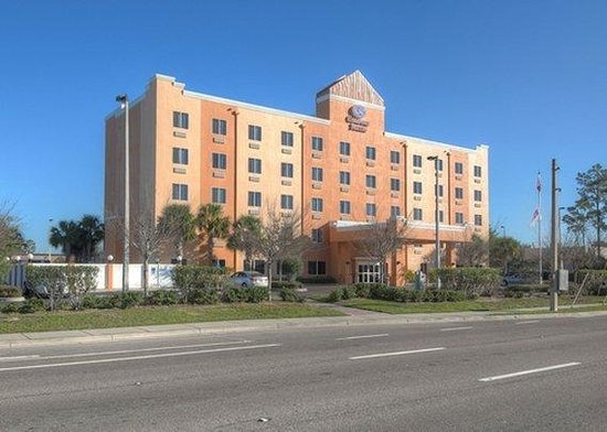 Photo of Comfort Suites near Raymond James Stadium Tampa