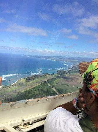 Honolulu Soaring: The views