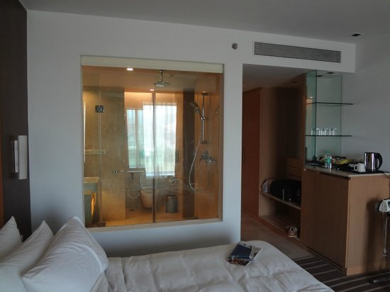 Holiday Inn Mumbai International Airport: Bathroom view