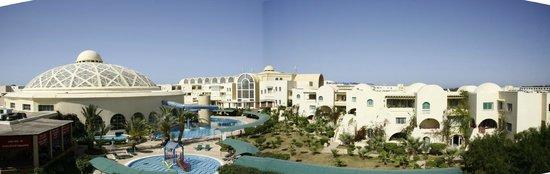 Suites Hôtel Les Charmilles & Spa : Vue d'ensemble du complexe
