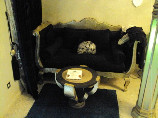 Riad Mumtaz Mahal: chambre  12
