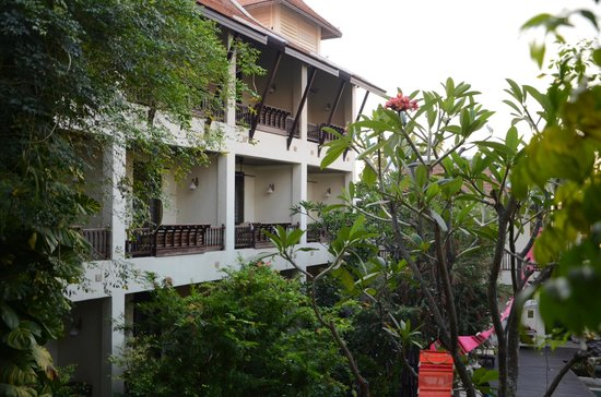 Puripunn Baby Grand Boutique Hotel : Hotel View
