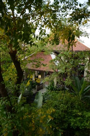 Puripunn Baby Grand Boutique Hotel: view from room