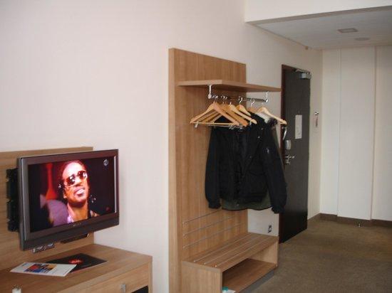 Park Inn Hotel Prague : Bedroom