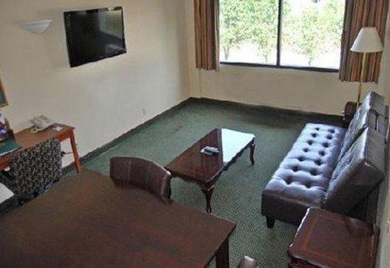 Quality Inn North: KINGSUITE