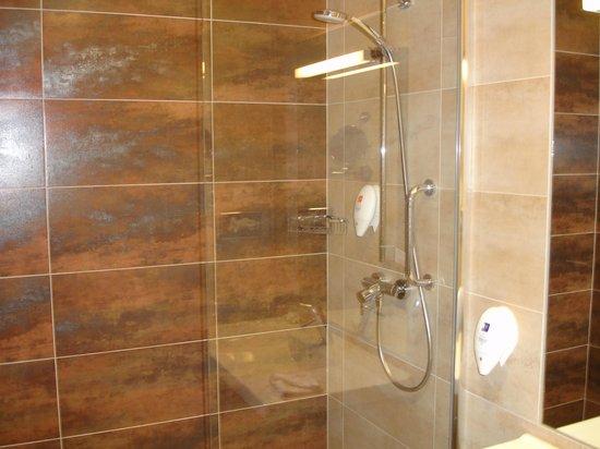Park Inn Hotel Prague : Shower