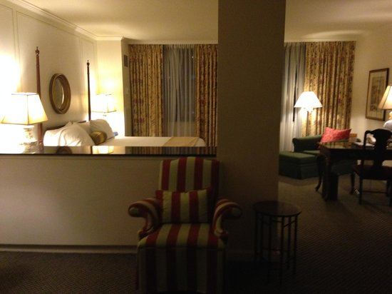 The Adolphus : Executive Suite