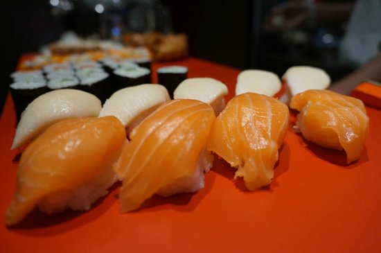 Restaurant Konrad: Boston Fish Market - Frisches Sushi