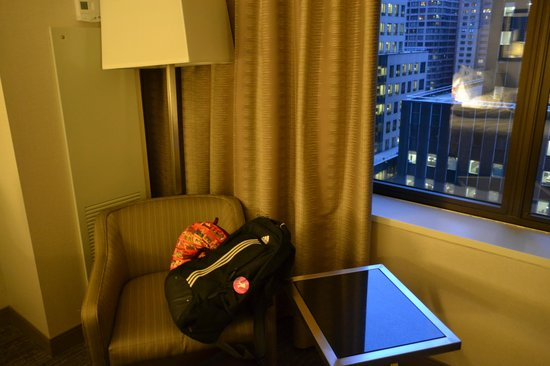 The Westin New York Grand Central: View from The Room