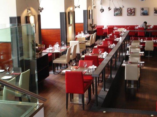 Park Inn Hotel Prague : Dining Area