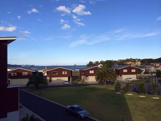 Oceans Resort Whitianga : View from our bedroom