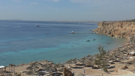 View over the bay photo de reef oasis dive club sharm - Reef oasis dive club ...