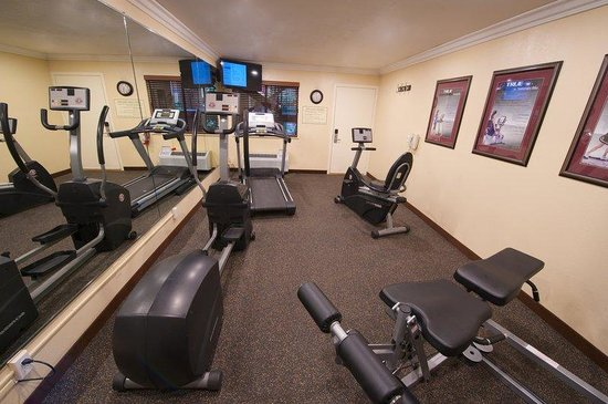 BEST WESTERN PLUS Orchid Hotel & Suites: Fitness Center