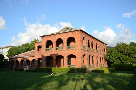 Fort San Domingo: 外観2