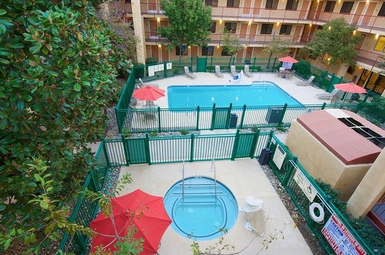 Best Western Plus Orchid Hotel & Suites: Outdoor Pool