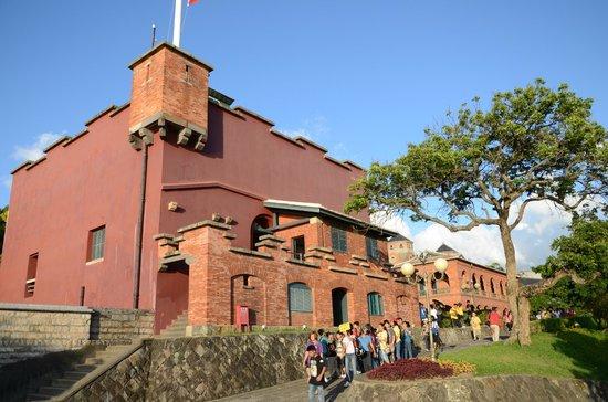Fort San Domingo: 外観1