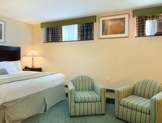 Ramada Jamaica/Queens : Suite
