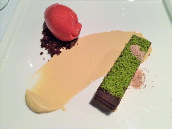 Mikla Restaurant: Chocolate festival