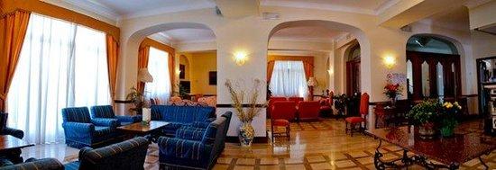 Grand Hotel Hermitage & Villa Romita: Hall