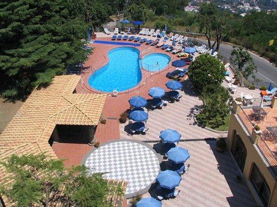Grand Hotel Hermitage & Villa Romita: Pool