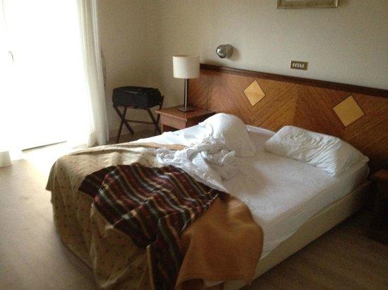 Hotel Cacciani: the room