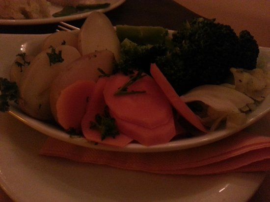 The Waverley Restaurant: The Veg