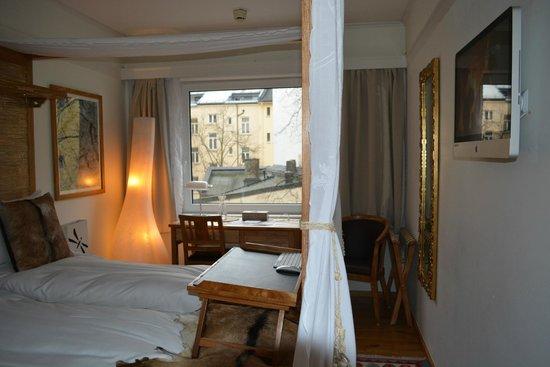 Oslo Guldsmeden - Guldsmeden Hotels : room /interior court view