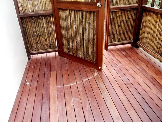 Anantara Rasananda Koh Phangan Villas: Eingangstür zu 35