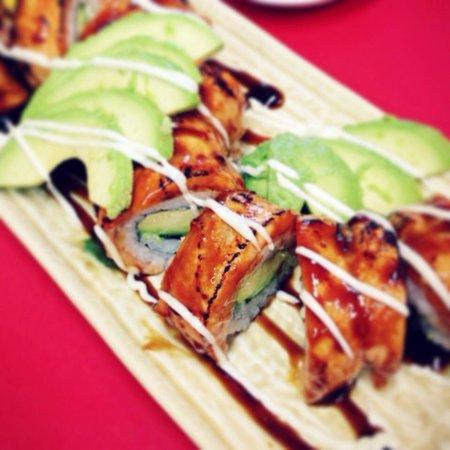Master Sushi : Dragon Roll