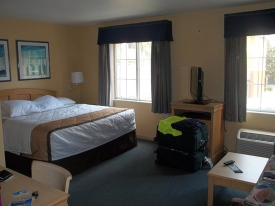 Extended Stay America - Orlando - Convention Center - Universal Blvd : smelly room