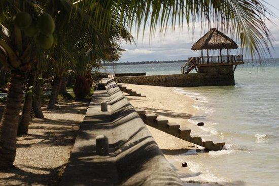 Les Maisons d'Itac: Private Beach