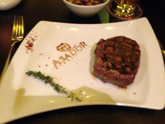 Steakhouse ASADOR: Filetsteak