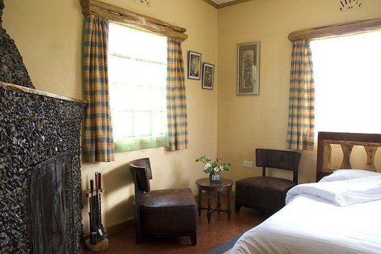 Sere Enkang House: Punda cottage, Bedroom