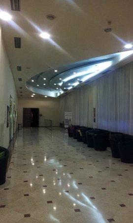 Leonardo Hotel Negev Beer-Sheva: Reception Area