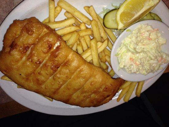 Stacy Lee's Family Restaurant: Jumbo fish & chips