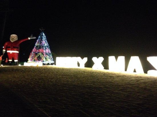 Phi Phi Island Village Beach Resort: Merry X-Mas